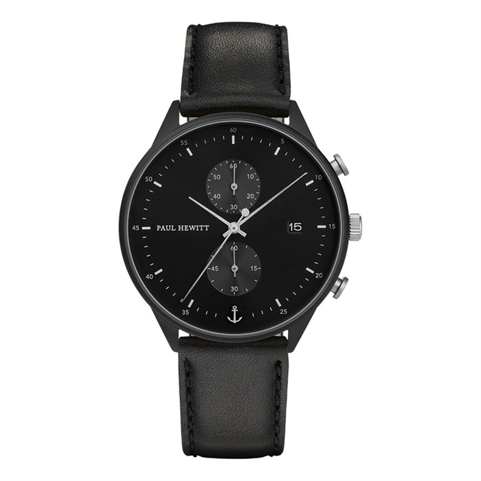 Uhr Black Sunray für Herren Chrono Line