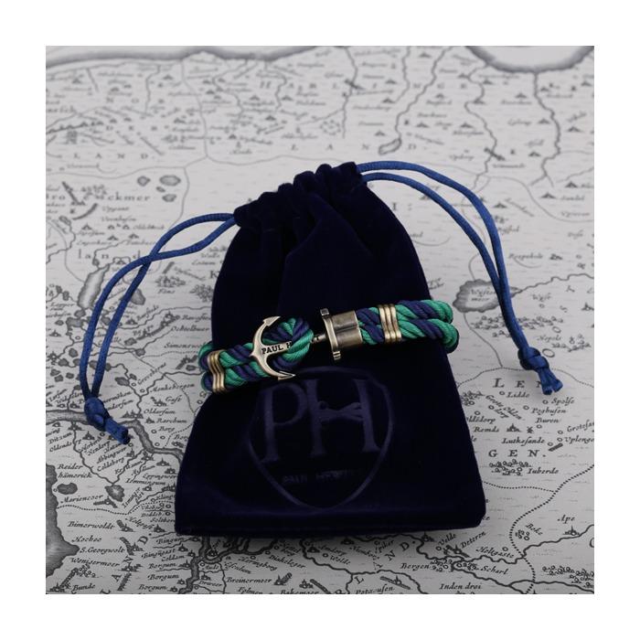 Phrep Anker Armband Blau