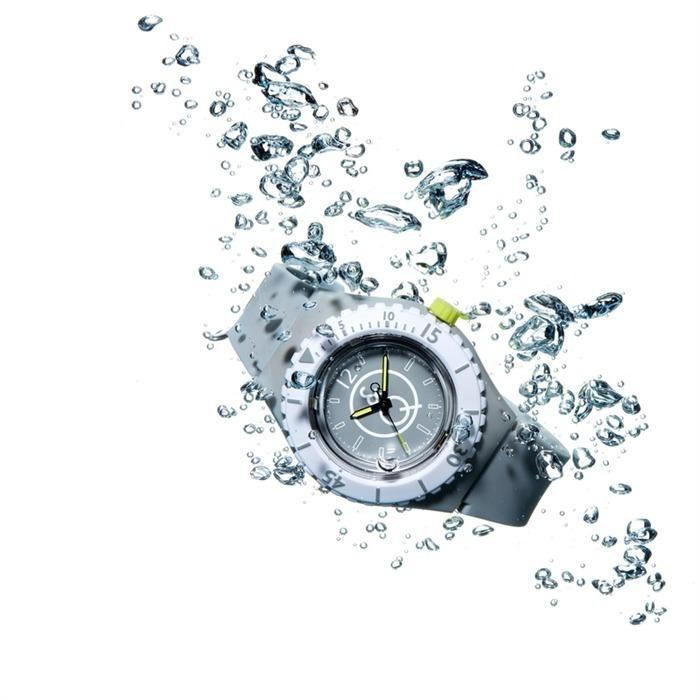 Kautschuk Uhr 20 Bar Wasserdichte