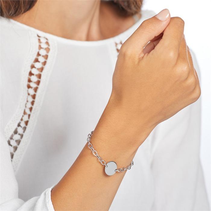 Armband aus 925er Silber gravierbar