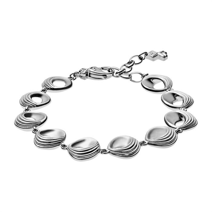 Ditte-Armband Edelstahl