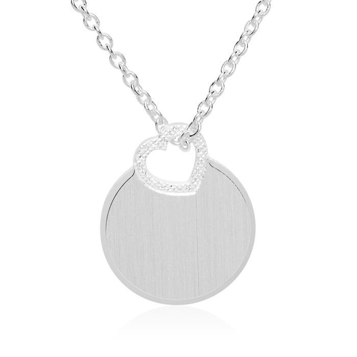 Gravierbare 925er Silberkette