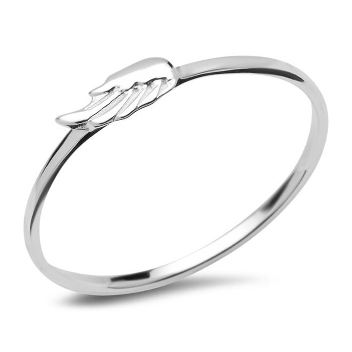 Symboling Flügel-Design 925er Silber