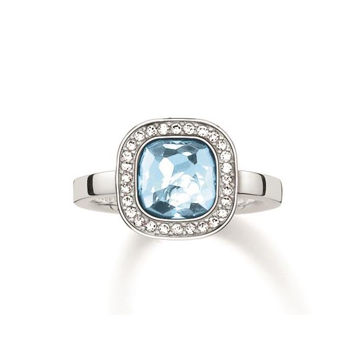 Ring Spinell 925er Silber