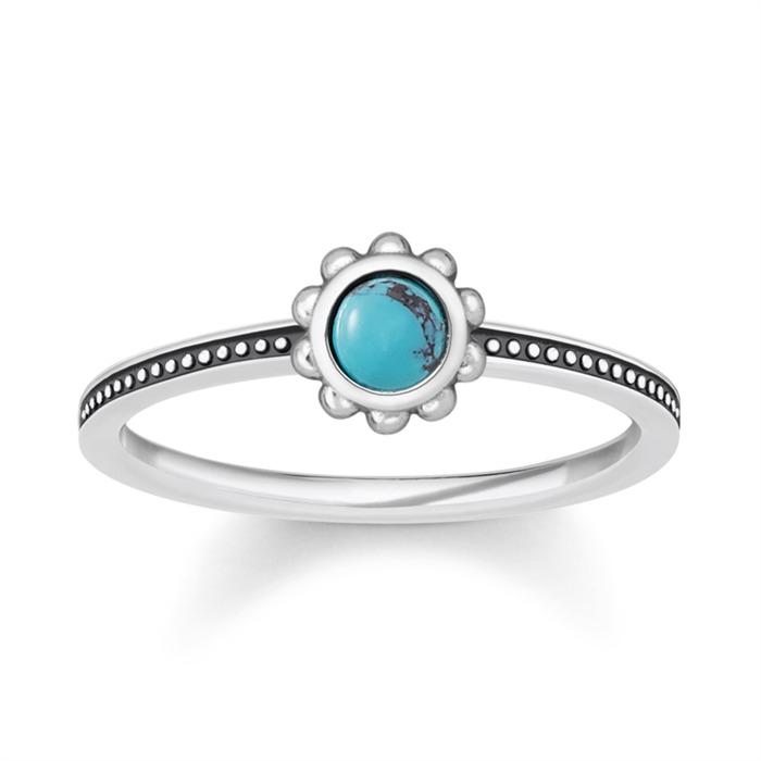 Ring Türkis 925er Silber