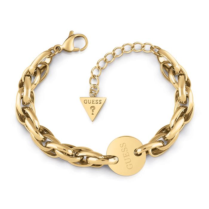 Guess Edelstahl Kette CHAIN REACTION
