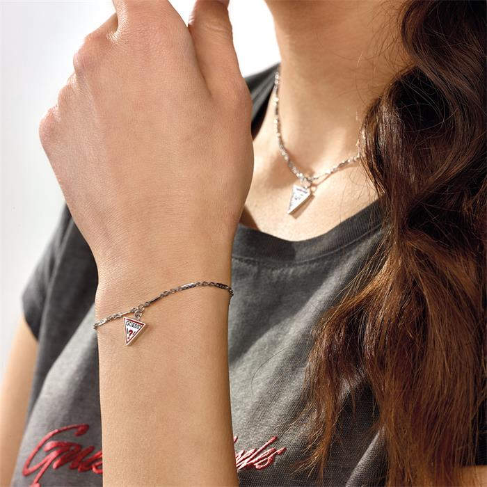 Gravierbares Armband L.A. Guessers aus Edelstahl