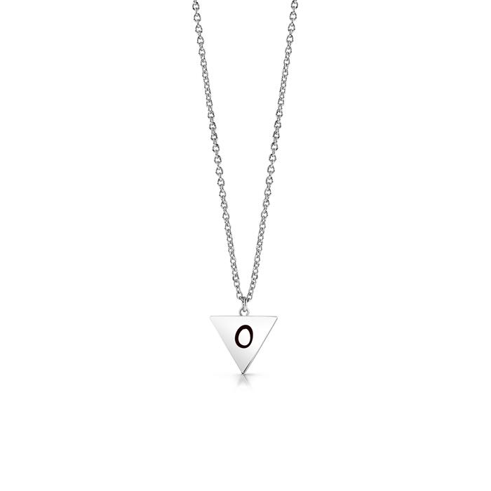 L.A. Guessers stainless steel chain for ladies, engravable