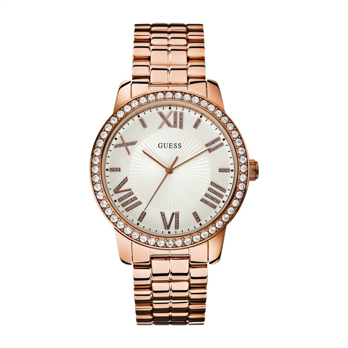 Uhr Allure Rosé