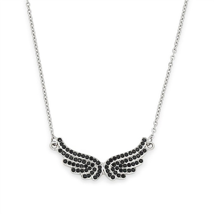 Halskette Edelstahl Santo P1