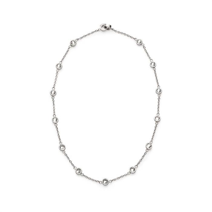 Halskette klein klar Essenza