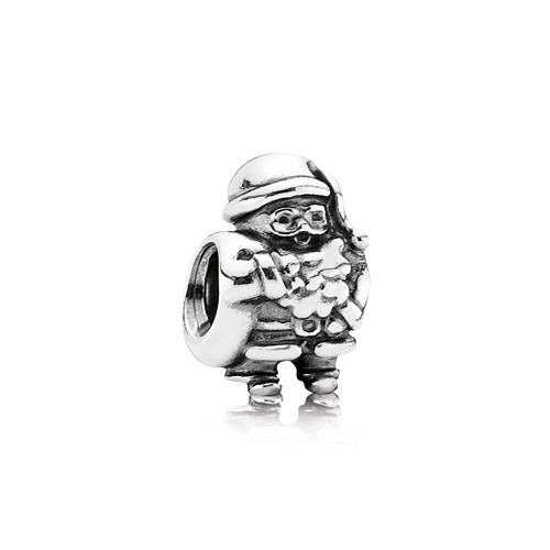 925 Silber Charm