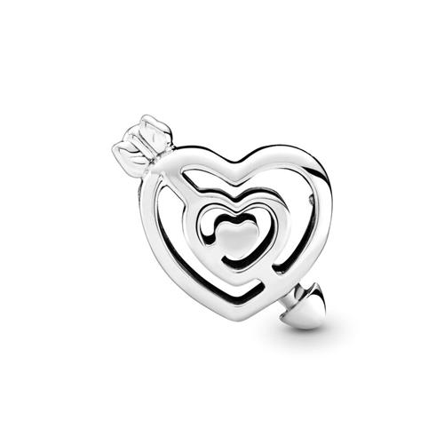Charm Path to love aus Sterlingsilber