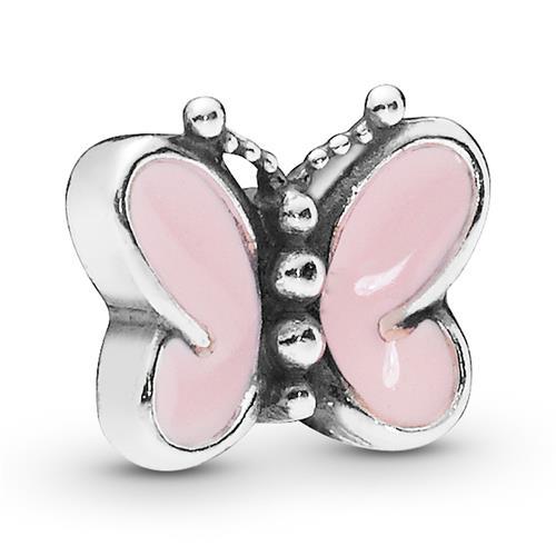 Medaillon Element Butterfly aus Sterlingsilber