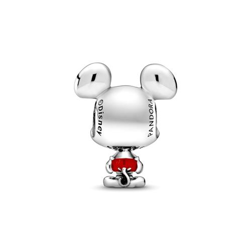 Disney Charm Micky Maus aus Sterlingsilber