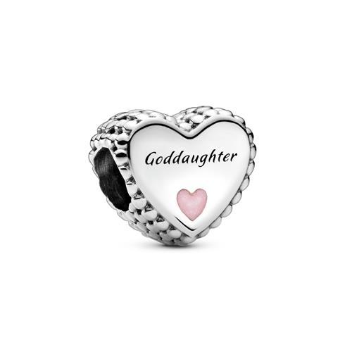 925er Silber Charm Goddaughter