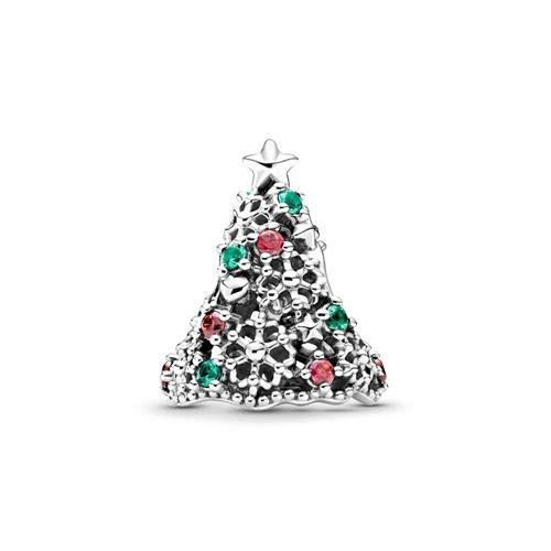 Charm Weihnachtsbaum aus Sterlingsilber