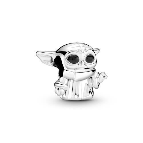 Star Wars Charm Baby Yoda aus Sterlingsilber