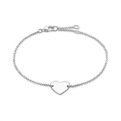 925er Silber Armband THOMAS SABO A1392 001 12 L19,5v SL