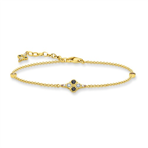 Armband Royalty Gold aus Sterlingsilber
