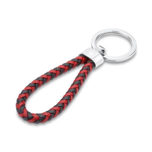 Gravur Schlüsselanhänger Leder