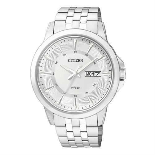 Basic Uhr für Herren Edelstahl