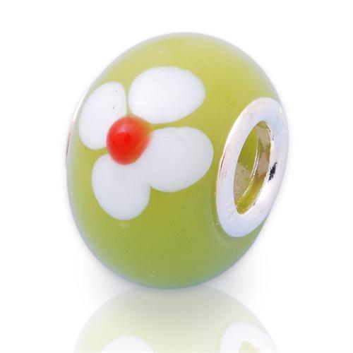 Glas Bead für Ihr individuelles Armband BG0049
