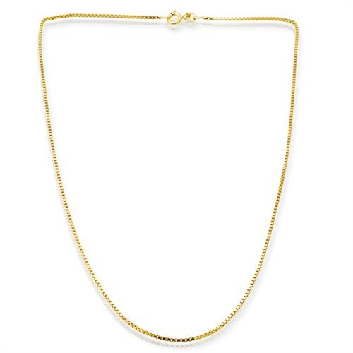 333er Goldkette: Venezianerkette Gold 55cm