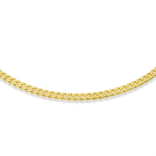 585er goldkette panzerkette gold bin1098 55. Black Bedroom Furniture Sets. Home Design Ideas