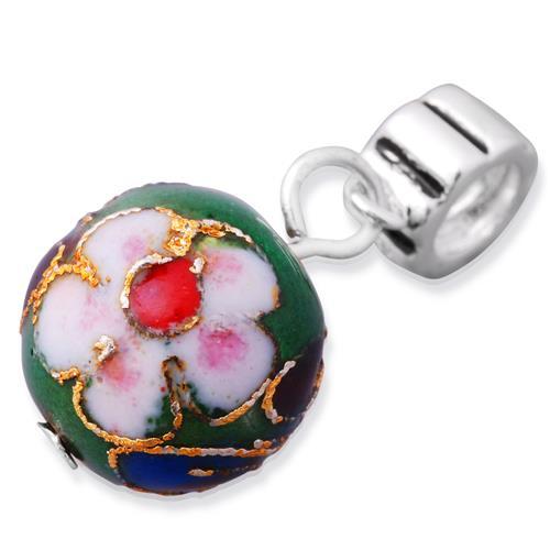Silber Bead für Ihr individuelles Armband BS0084