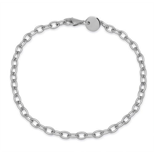 Charmarmband aus 925er Sterling Silber