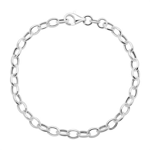 925er Sterlingsilber Armband für Charms