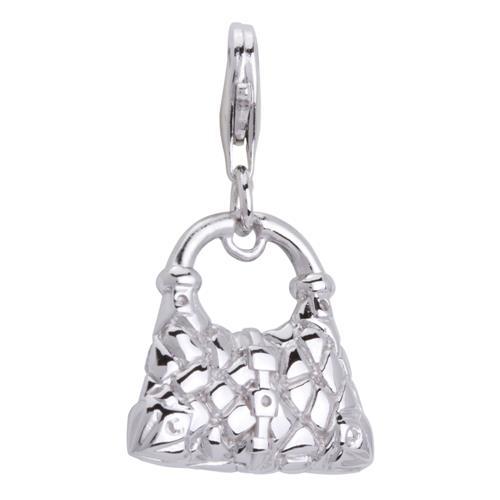 Exklusiver 925 Silber Charm zum Einhängen