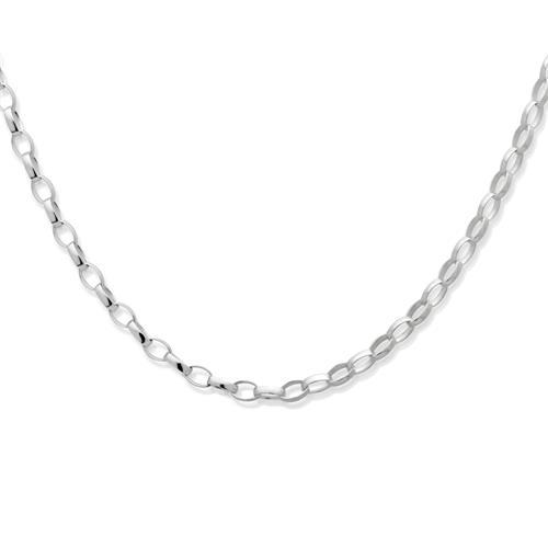 925 Silberkette für Charms