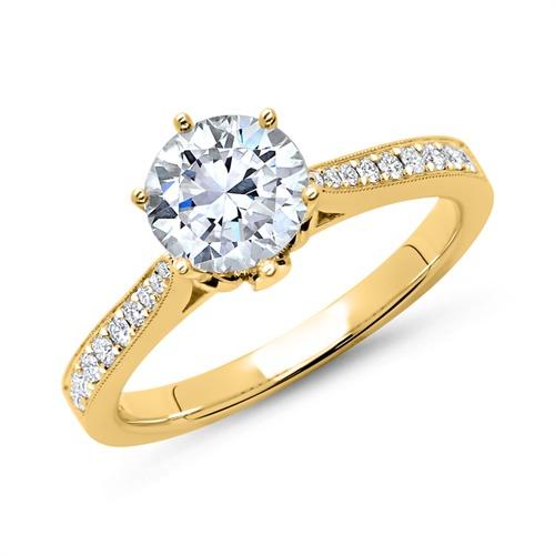 Ringe aus diamant