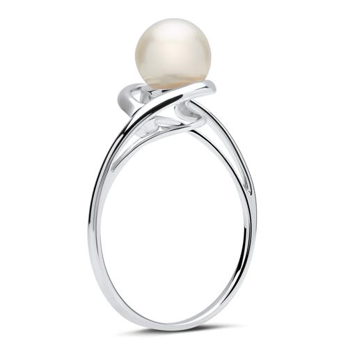 Ring Perle 585er Weißgold RS91240UPW4