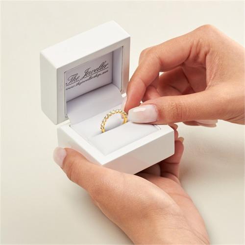 Eternity Ring 750er Gold Diamant