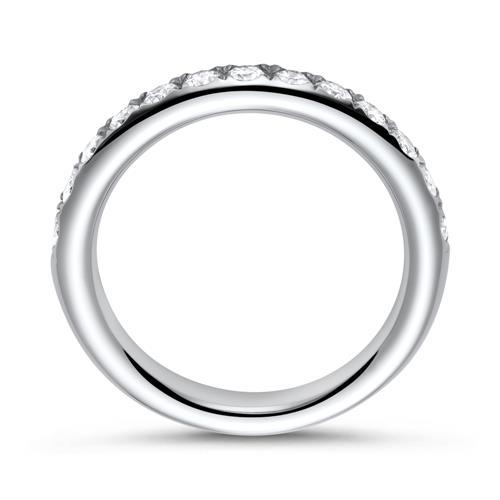 Eternity Ring 585er Weißgold 13 Brillanten