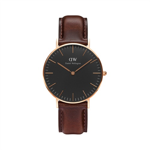 daniel wellington uhr classic bristol dw00100137. Black Bedroom Furniture Sets. Home Design Ideas