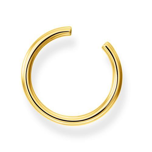 1 Paar Ohrklemmen aus vergoldetem 925er Silber
