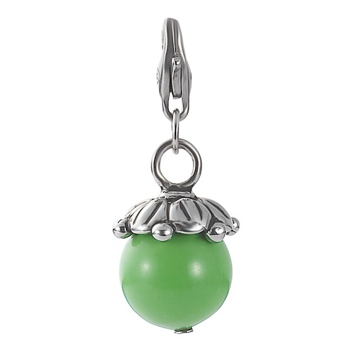Charm Hot Glam Glowing Green Berry