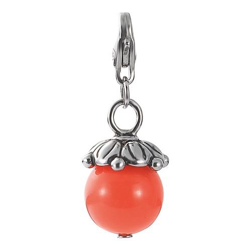 Armbaender - Charm Hot Glam Glowing Tangerine  - Onlineshop The Jeweller