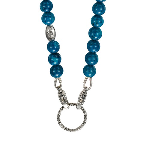 EDC Kette Color Play - Coral Blue EENL10267A420