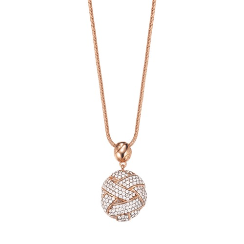 Esprit Collection Kette Lilaia Rose ELNL92752B420