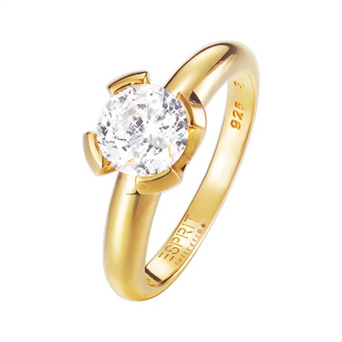 Esprit Collection Ring Solaris Gold ELRG92338B