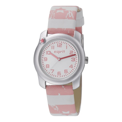 Esprit Kinderuhr Girly mit Buntstiften ES105284011