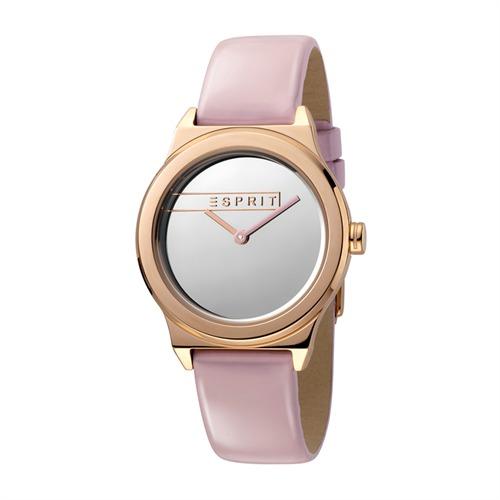 Esprit Uhr Magnolia für Damen rosé