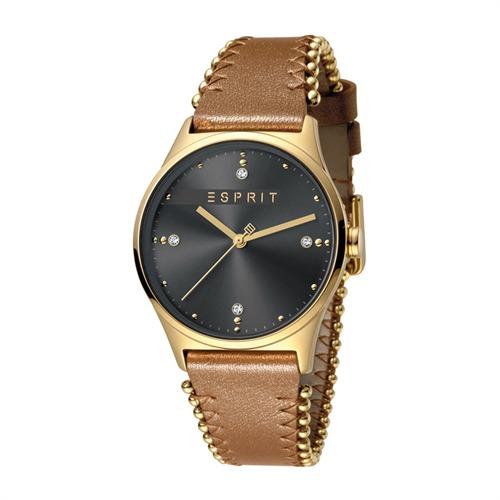 Uhren - Uhr Drops für Damen braun  - Onlineshop The Jeweller