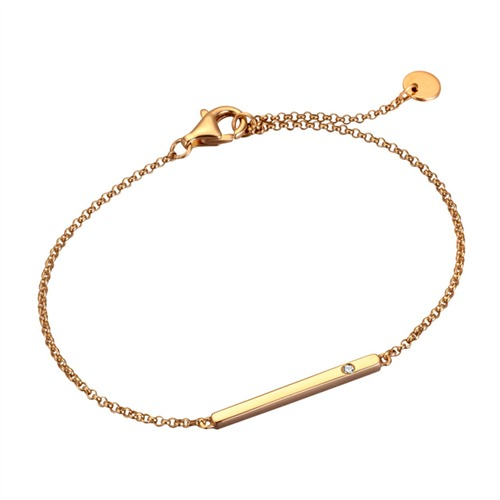 Armband Iva 925er Silber vergoldet