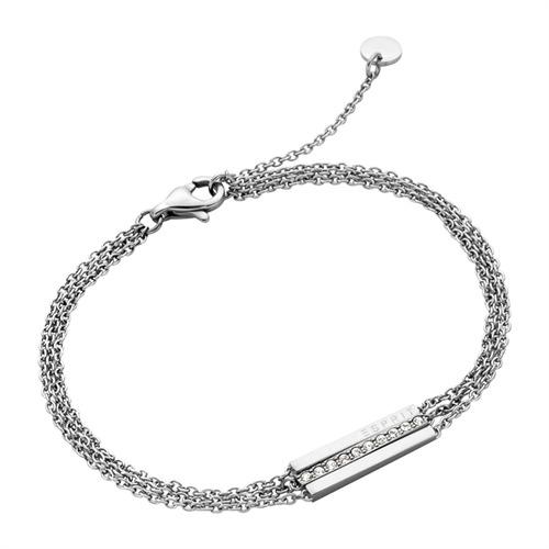 Armband Luna Edelstahl Zirkonia